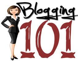 Blogging-101
